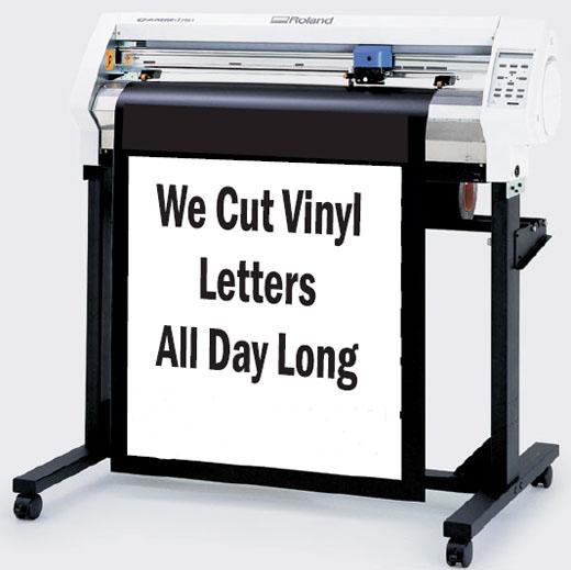 variety the vinyl lettering