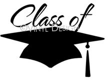 Class Of... vinyl decal