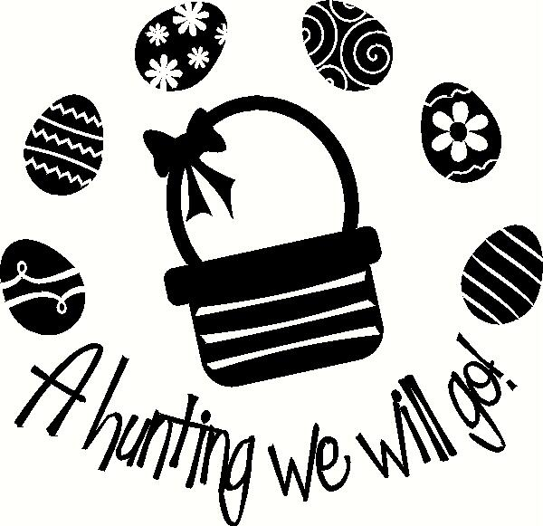 A Hunting We Will Go Wall Sticker Vinyl Decal The Wall