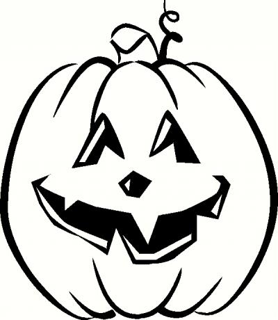 Pumpkin (1) vinyl decal