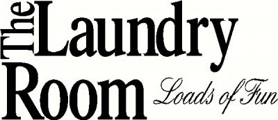 The Laundry Room-Loads of Fun wall sticker, vinyl decal | The Wall ...