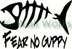 fear no guppy