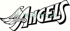 anaheim angels vinyl decal