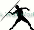 Javelin vinyl decal