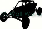 dune buggy vinyl decal
