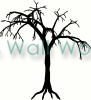 tree (1) vinyl decal
