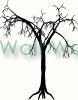 Tree (2) vinyl decal