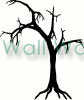 tree (3) vinyl decal