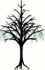 tree (8) vinyl decal