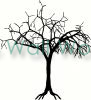 Tree (11) vinyl decal