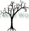 tree (20) vinyl decal