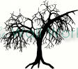 tree (21) vinyl decal