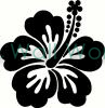 Flower (6) vinyl decal