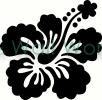 Flower (9) vinyl decal