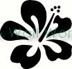 flower (10) vinyl decal