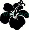 Flower (11) vinyl decal