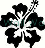 flower (12) vinyl decal