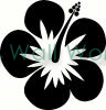 Flower (15) vinyl decal
