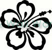 Flower (17) vinyl decal