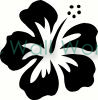 flower (18) vinyl decal