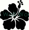 flower (19) vinyl decal