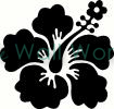 flower (21) vinyl decal