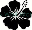 flower (26) vinyl decal