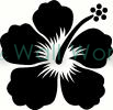 Flower (27) vinyl decal