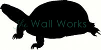 Turtle vinyl decal