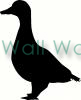 Goose vinyl decal