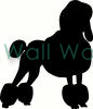 Dog (2) vinyl decal