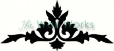 Embellishment (14) vinyl decal