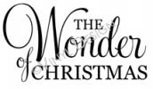 The Wonder of Christmas vinyl decal