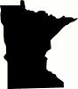 minnesota vinyl decal