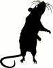 Mouse vinyl decal