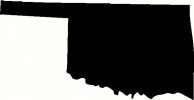 Oklahoma vinyl decal