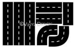 Make Your Own Road vinyl decal