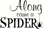 Along Came a Spider (1)