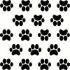 Kitchenaid Cat Paw vinyl decal
