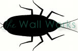 Insect (5) vinyl decal